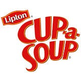 Lipton Cup-a-Soup Mix, Chicken Noodle Instant Soup Packets, Low Calories, Healthy Snack, Meal, 22 ct. Box.