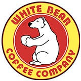 White Bear Coffee Beans, Single Cup, Pods, Cappuccino, Espresso, Donut Shop, Liquid Colombian, Filter Packs.