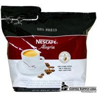 100% Arabica Nescafe Alegria Vending Coffee | 4 - 250 g / 8.81 oz Bags