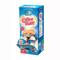 Coffee-mate French Vanilla Liquid Creamer 50 ct.