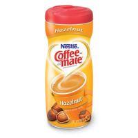 Coffee-mate Hazelnut Canister