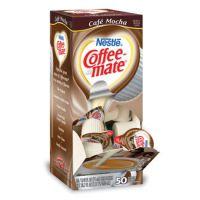 Coffee-mate Cafe Mocha Liquid Creamer 50 ct