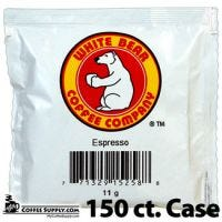 White Bear Espresso Coffee Pod | 150 ct