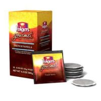 Folgers Gourmet French Vanilla Coffee Pods | 18 ct