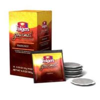 Folgers Gourmet Hazelnut Coffee Pods | 18 ct