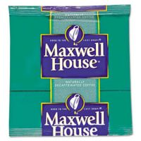 Maxwell House Filter Pack Decaf In Room | 100 - .7 oz