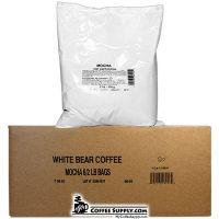 White Bear Mocha Cappuccino Mix