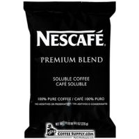 Nescafe Premium Blend Soluble Coffee | 12 - 8 oz