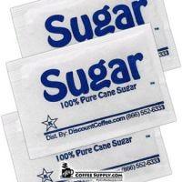 Pure Cane Sugar Packets 500 ct. Bag