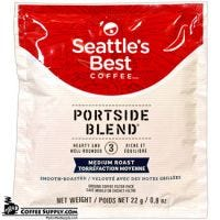 Seattle's Best Portside Blend (Level 3) Filter Pack Coffee | 120 - .8 oz