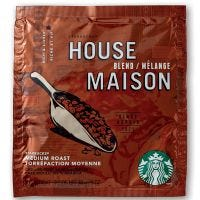 Starbucks® House Blend Filter Pack | 120 - 1 oz