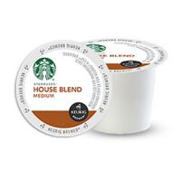 Starbucks® House Blend K-Cup®   72 ct