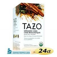 Tazo® Chai Tea (Organic) | 24 ct