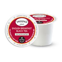 Twinings English Breakfast Tea Decaf K-Cup