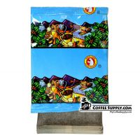 4 Cup White Bear Coffee Filter Packs 200/Case