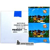White Bear Premium Colombian Blend Filter Pack | 42 - 1.5 oz