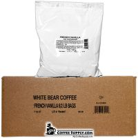White Bear French Vanilla Cappuccino Mix