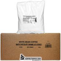 White Bear White Chocolate Caramel Cappuccino Mix