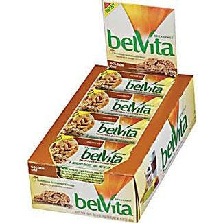 belVita Golden Oat Breakfast Biscuits