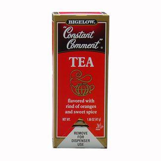 Bigelow Constant Comment Hot Tea Bags 28 count Box