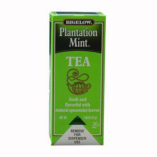 Bigelow Plantation Mint Hot Tea Bags