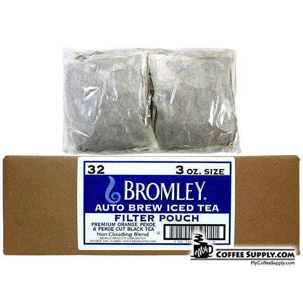 Bromley Filter Pouch Iced Tea