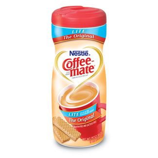 Coffee-mate Lite Canister