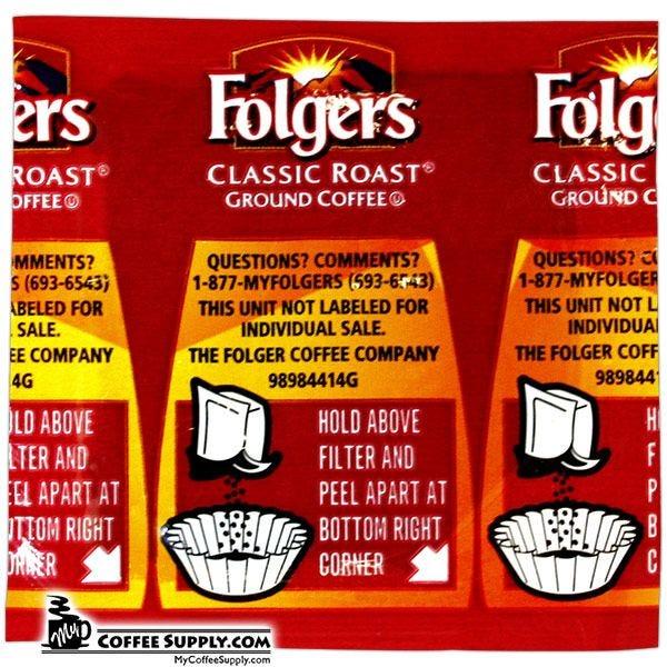 Folgers Vacket Classic Roast