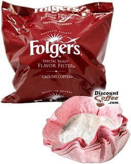 Folgers Special Roast Filter Pack Coffee - Folgers Coffee