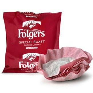 Folgers Special Roast Filter Pack Coffee