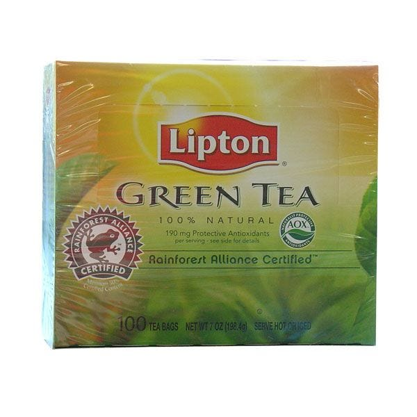 Lipton Green Tea Bags