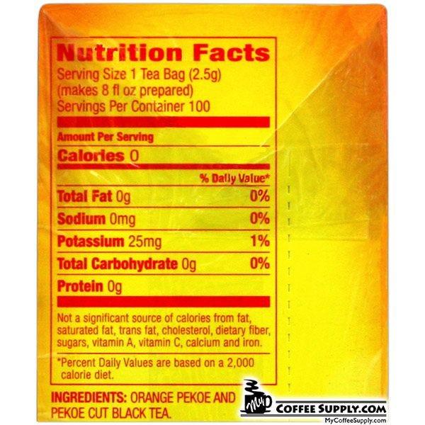 Lipton Tea Bags | 100 ct