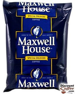 Maxwell House Special Delivery | 42 - 1.2 oz