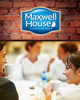 Maxwell House Filter Pack In Room | 100 - .7 oz