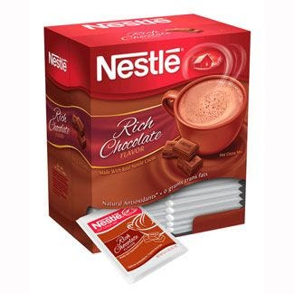 Nestle Hot Cocoa Mix Rich Chocolate | 50 ct.