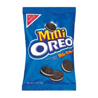 Nabisco Mini Oreos