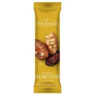 Sahale Snacks Almonds with Cranberries, Honey + Sea Salt | 18 - 1.5 oz