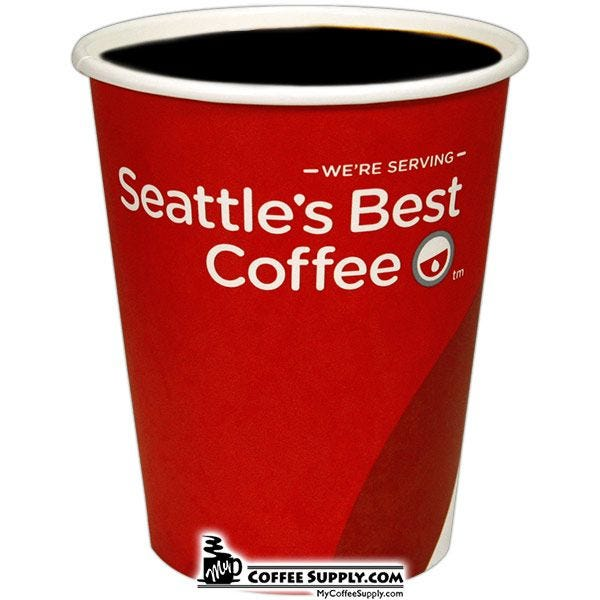 Seattles Best Portside Blend Level 3 Coffee 2 oz. Bags