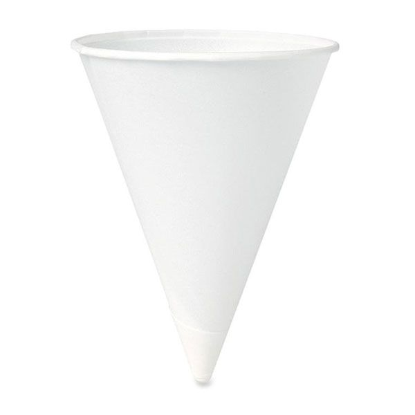 Water Cone Cup 4 1/2 oz