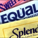 Zero Calorie Sweetener Packets